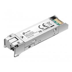 TP-Link TL-SM321B - V2 - Transceiver modul SFP (mini-GBIC) - GigE - 1000Base-BX - jednoduchý režim LC UPC - až 10 km - 1310 (TX) 1550 (RX) nm