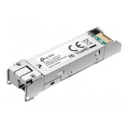 TP-Link TL-SM321A - V2 - Transceiver modul SFP (mini-GBIC) - GigE - 1000Base-BX - jednoduchý režim LC UPC - až 10 km - 1550 (TX) 1310 (RX) nm