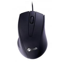 C-TECH Myš WM-07, černá, USB