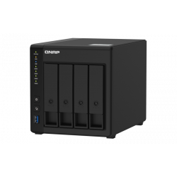 QNAP TS-451D2-2G (Celeron 2core J4025 2,9GHz 2GB RAM 4x SATA 1xHDMI 4K 2x GbE 4x USB 3.2)