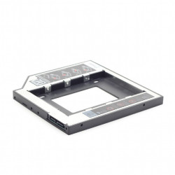 Gembird Mounting Frame for HDD 5,25'' / 2,5'' Slim
