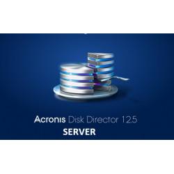Acronis Disk Director 12.5 Server – Renewal AAP ESD