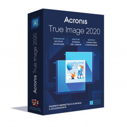 Acronis True Image Advanced Protection Subscription 1 Computer + 250 GB Acronis Cloud Storage 1Y