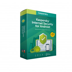 Kaspersky Internet Security Android 3x 1 rok Nová