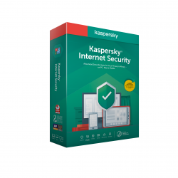 ESD Kaspersky Internet Security 1x 1 rok Obnova