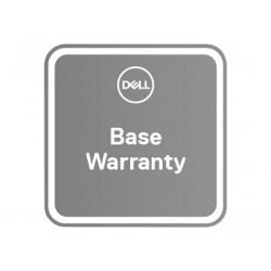 Dell Upgrade z 3 roky Basic Advanced Exchange na 5 roky Basic Advanced Exchange - Prodloužená dohoda o službách - výměna - 2 let (4. 5. rok) - zaslání - doba vyřízení požadavku: příští prac. den - pro Dell Dock WD19, Docking Station WD19