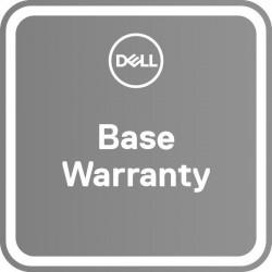 DELL prodloužení záruky XPS 7390, 9380, 9390, 7590 +1 rok ze 2 na 3 roky Basic on-site do 1 měsíce od nákupu HW