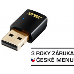 ASUS USB-AC51 - AC600 Dual-Band wifi client