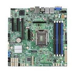 Intel® Server Board S1200SPLR 1xLGA1151, C236, 4xDDR4, 8xSATA, (2,1x PCI-E 3.0 x8,x4), I O Exp. module,2x1GbE