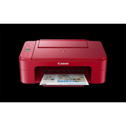 Canon PIXMA TS3352 - PSC Wi-Fi AP 4800x1200 PictBridge USB red