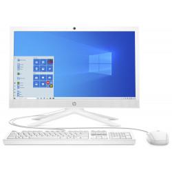 "HP 21-b0000nc AiO Celeron J4025 4GB DDR4 256GB SSD Intel UHD 600 21"" FHD IPS W10H Bílý kbd+myš"