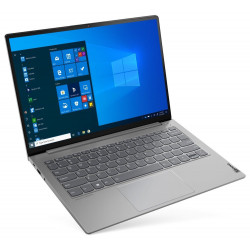 "Lenovo ThinkBook 13s G2 ITL i7-1165G7 16GB LPDDR4X 512GB SSD Intel Iris Xe G7 13,3"" W10P Šedý"