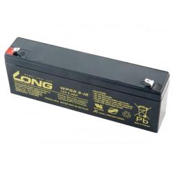 Avacom Long 12V 2,3Ah olovený akumulátor F1 (WPS2,3-12)