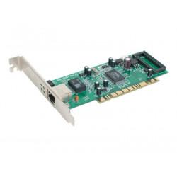 D-Link DGE-528T - Síťový adaptér - PCI nízký profil - Gigabit Ethernet