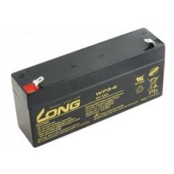 Avacom Long 6V 3Ah olověný akumulátor F1 (WP3-6)