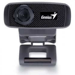 GENIUS FaceCam 1000X V2 Webkamera, HD, 1280x720, mikrofon, USB 2.0, černá