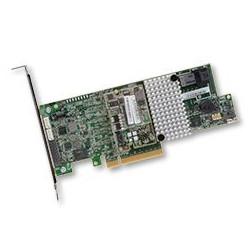 Broadcom LSI MegaRAID SAS 9361-4i, 12Gb s, SAS SATA 4-port, 1GB, RAID 0 1 5 6 10 50 60, PCI-E 3.0 x8, SGL