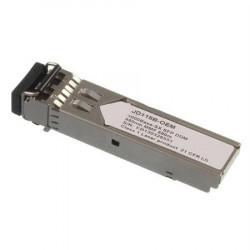 SFP transceiver 1,25Gbps, 1000BASE-SX, MM, 300 550m, 850nm (VCSEL), LC dup., 0 až 70C, 3,3V, HP komp.