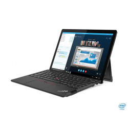 "Lenovo ThinkPad X12 Detachable i7-1160G7 16GB 1TB SSD Integrated 12.3"" FHD MultiTouch 400 nits 4G Win10vPRO Black"
