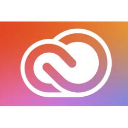 Adobe Acrobat Pro DC MP ENG GOV TEAM NEW L-1 1-9 (1 měsíc)