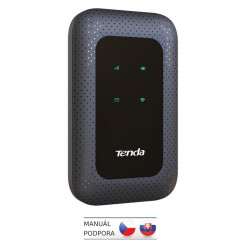 Tenda 4G180 Wi-Fi N300 mobile 4G LTE Hotspot, baterie 2100 mAh, 1x microSIM, 1x microSD, až 10 hod.