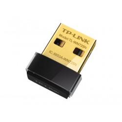 TP-Link TL-WN725N - Síťový adaptér - USB 2.0 - 802.11b g n