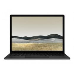 """Microsoft Surface Laptop 3 - Core i5 1035G7 1.2 GHz - Win 10 Pro - 8 GB RAM - 256 GB SSD NVMe - 15"""" dotykový displej 2496 x 1664 - Iris Plus Graphics - Bluetooth, Wi-Fi 6 - matná čerň - kbd: mezinárodní anglická - komerční"""