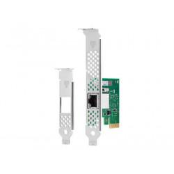 Intel I210-T1 - Síťový adaptér - PCIe 2.1 nízký profil - Gigabit Ethernet x 1 - pro HP 285 G6, 295 G6; Desktop 280, Pro 300 G6; EliteDesk 805 G6; ProDesk 40X G6; ZCentral 4R