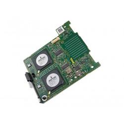 QLogic 5719 Quad Port 1GbE Mezz Card - Síťový adaptér - PCIe 2.0 x4 - Gigabit Ethernet x 4 - pro PowerEdge M420, M520, M620, M630, M820, M830