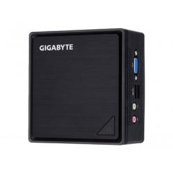 Gigabyte BRIX GB-BPCE-3350C (rev. 1.0) - Barebone - Ultra Compact PC Kit - 1 x Celeron N3350 1.1 GHz - RAM 0 GB - HD Graphics 500 - GigE