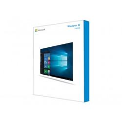 Windows 10 Home - Licence - 1 licence - OEM - DVD - 64 bitů - angličtina mezinárodní