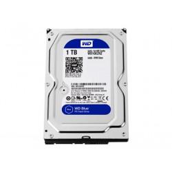 """WD Blue WD10EZRZ - Pevný disk - 1 TB - interní - 3.5"""" - SATA 6Gb s - 5400 ot min. - vyrovnávací paměť: 64 MB"""