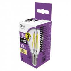 EMOS LED,Filament,MiniGl,6W(60W),630lm,E14,WW