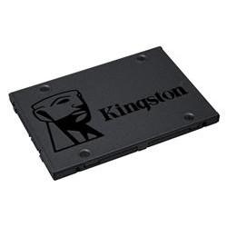 """Kingston SSD 120GB A400 SATA III 2.5"""" TLC 7mm (čtení/zápis: 500/320MB/s; 90/15K IOPS)"""
