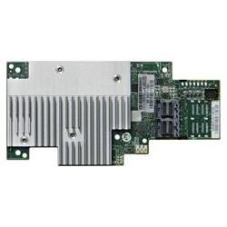INTEL RAID Module SIOM Connector, SAS3408 tri-mode, 8P (SAS SATA) 2p (NVMe), RAID 0 1 10 5 50