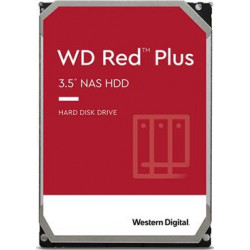 "WD RED Plus (NAS) - 3,5"" 4TB 5400rpm SATA-III 128MB cache"