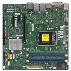 SUPERMICRO MB 1xLGA1151 (Core 8th gen 95W), H310,2xDDR4,4xSATA3,PCIe 3.0 (x16) 2.0(x4,x1),HDMI,DP,DVI,Audio