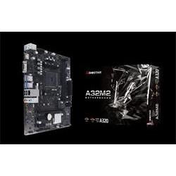 Biostar A32M2, mATX, soc. AMD AM4, A320, DDR4