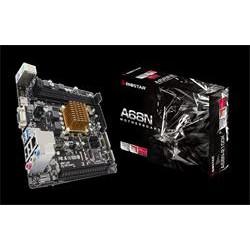 Biostar A68N-2100, Mini-ITX, E1-2150 Processor, Beema 1.05GHz, Dual-Core, DDR3