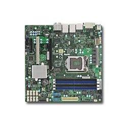 SUPERMICRO MB 1xLGA1151 (E3,i7), iC236,DDR4,8xSATA3,PCIe 3.0 (1 x16, 1 x4),1xPCI-32,1xM.2, HDMI,DP,DVI,Audio