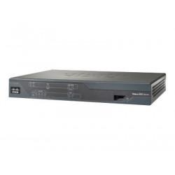 Cisco 888 Multimode 4 pair G.SHDSL - Směrovač - DSL modem - 4portový switch - porty WAN: 2