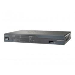 Cisco 888 G.SHDSL Router with CUBE - Směrovač - DSL modem - 4portový switch - porty WAN: 2 - 802.11b g n (draft 2.0)