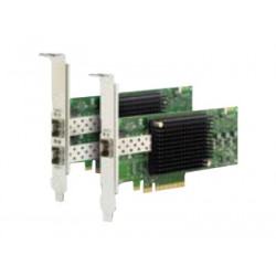 Emulex LPe32002-M2 - Adaptér hostitelské sběrnice - PCIe 3.0 x8 - 32Gb Fibre Channel x 2 - pro UCS C240 M5, SmartPlay Select C220 M5, SmartPlay Select C220 M5SX
