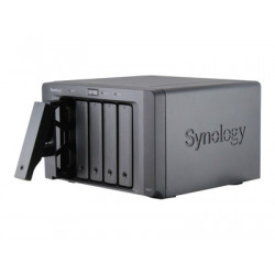 Synology DX517 - Police - 5 zásuvky - kompatibilní s TAA