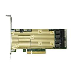 Intel® RAID tri-mode Adapter RSP3TD160F 16P intenal, 4GB, R0,1,10,5,50,6,60, SAS3516, PCIe3.0 x8