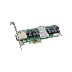 Intel RAID Expander RES3FV288 28 Internal and 8 External Port SAS SATA 12Gb Expander Card - Karta řadiče uložiště aktualizací