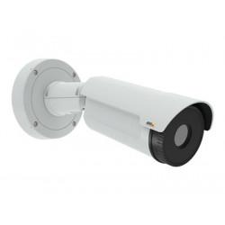 AXIS Q1941-E (7mm 30 fps) - Termální síťová kamera - venkovní - odolná vůči povětrnostním vlivům - barevný - 768 x 576 - pevné ohnisko - audio - LAN 10 100 - MJPEG, H.264, MPEG-4 AVC - DC 8 - 28 V AC 20 - 24 V PoE