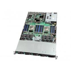 """Intel Server System R1208WTTGSR - Server - instalovatelný do racku - 1U - 2-směrný - bez CPU - RAM 0 GB - SATA - vyměnitelný za chodu 2.5"""" zásuvka(y) - bez HDD - GigE, 10 GigE - monitor: žádný"""