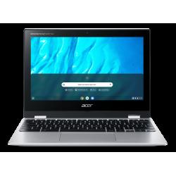"Acer Chromebook Spin 11 - 11,6T"" MT8183C 4G 64GB Chrome stříbrný"