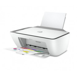 HP All-in-One Deskjet 2720e HP+ (A4, 7,5 5,5 ppm, USB, Wi-Fi, BT, Print, Scan, Copy) - HP Instant Ink ready